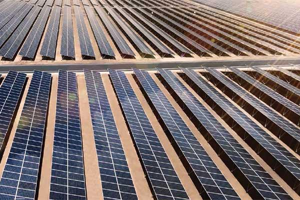 谷歌计划用太阳能和电池为拉斯维加斯数据中心供电
